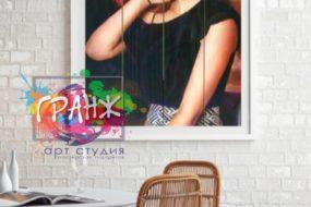 Картины на досках купить в стиле лофт Томск