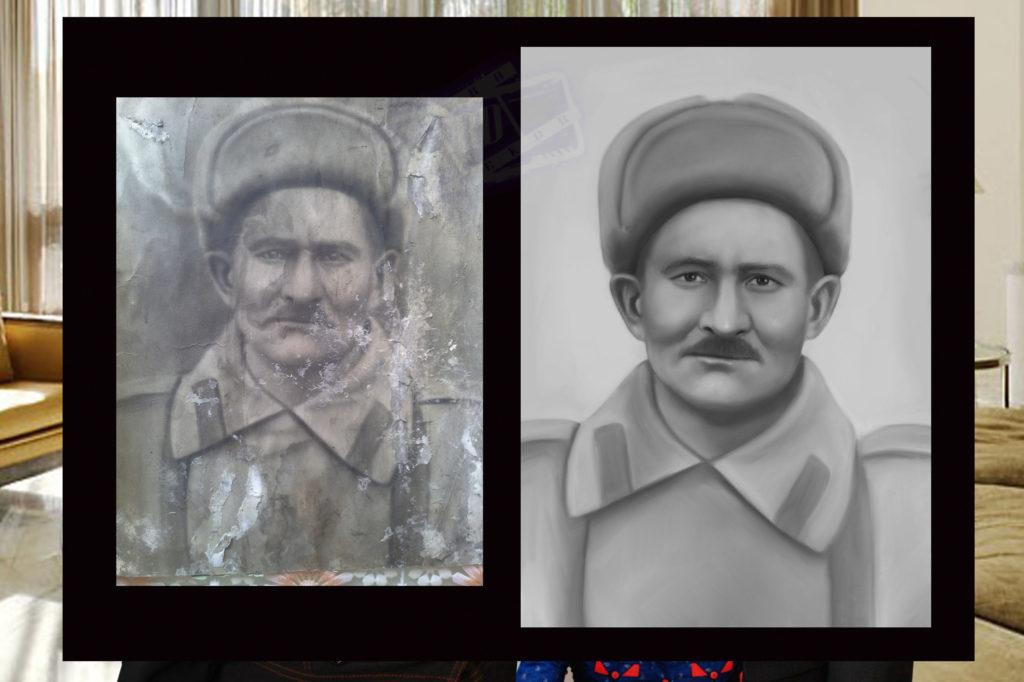 реставрация фото онлайн