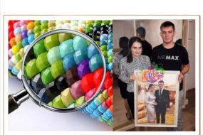 Алмазная мозаика по фото заказать в Томске